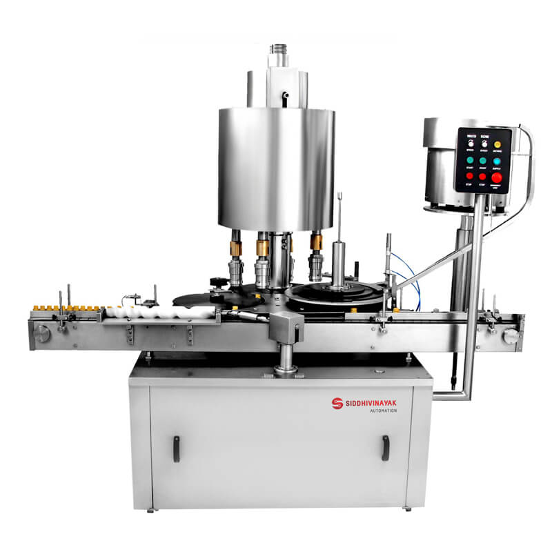 Automatic ROPP Cap Sealing Machine Manufacturers