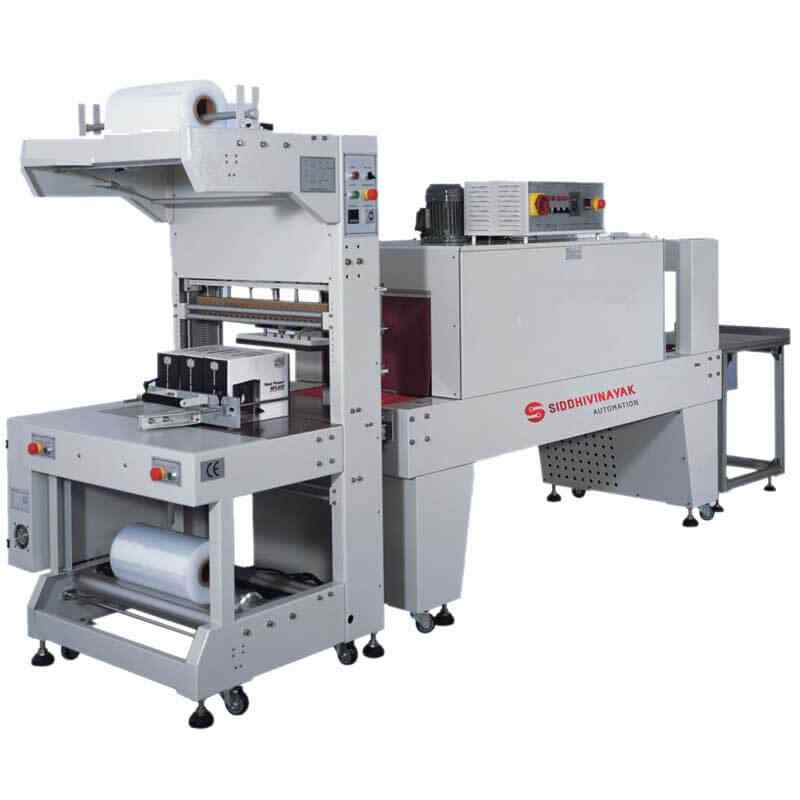 Shrink Wrapping Machine | Siddhivinayak Automations